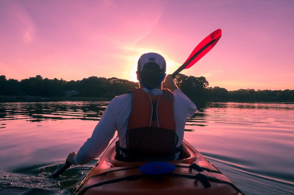 Best Spots To Kayak The Outer Banks Nc Cola Vaughan Realty
