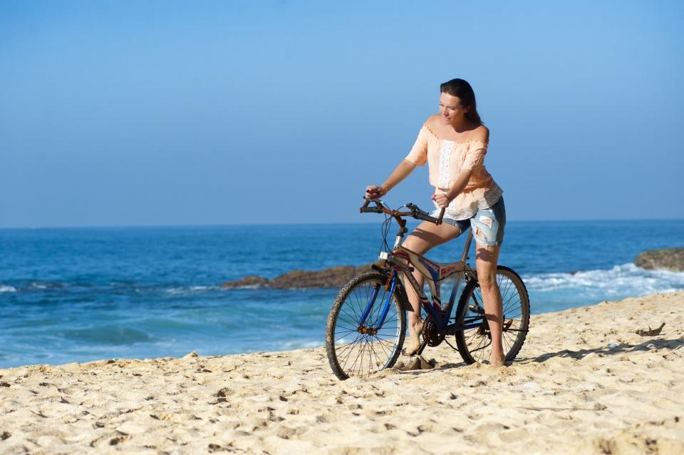 outer banks biking